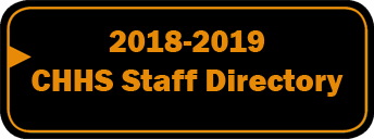 2018-2019 CHHS Staff Directory