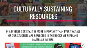 Culturally Sustaining Resources district site