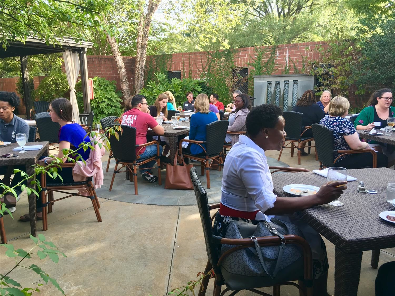 PSF hosts novice teachers tea